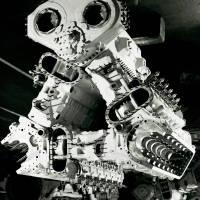 Deltic components: Napier