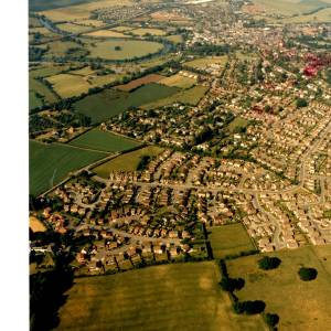 Li14980h Aerial photo of Ross-On-Wye 1989.jpg