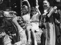 Mitcham fair- Fairground ride