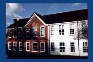 Garth High School, Lilleshall Road, Morden : North Block