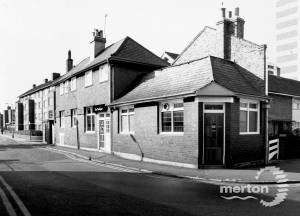 High Path, The Trafalgar, Merton