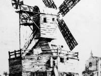 Hollow Post Mill,  Wimbledon Common