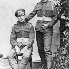 DLI First World War Soldiers, Durham Light Infantry