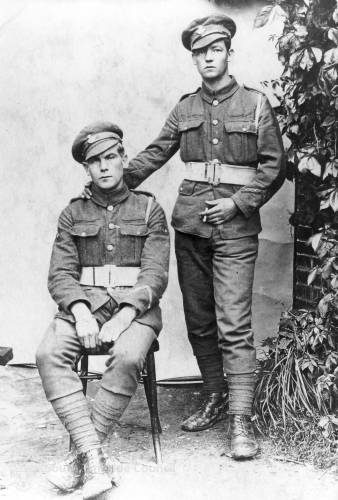 DLI First World War Soldiers, Durham Light Infantry