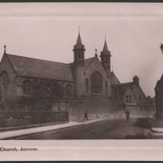 Catholic Church, Jarrow