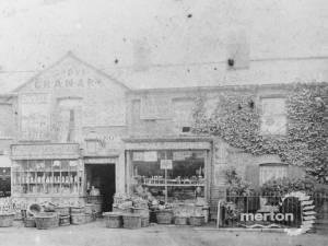 Knotts Greengrocers Shop: Merton High Street,  No. 141