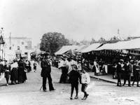 Mitcham Fair taken from Whitford Lane