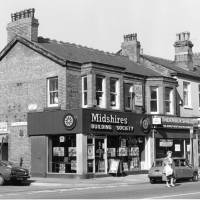 shops, 70 - 72 Liverpool Road Crosby 1986