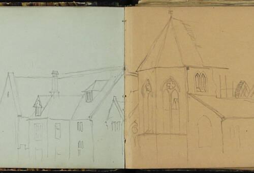 Page 56 of sketchbook 1