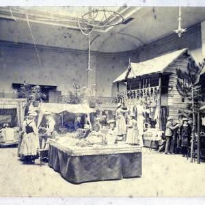 1888 Corn Exchange: Swiss Market (No. 2)