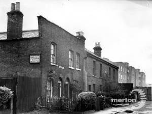 Nelson Grove Road, Merton,