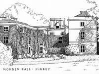Morden Hall, Morden Hall Road, Morden.