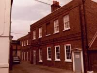 Rear View of Long Lodge, Kingston Road, Merton Park