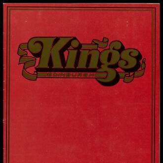 King's Theatre, Edinburgh, November 1981