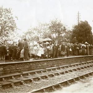 Railway Station, Stoke Edith, Herefordshire