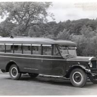 Unidentified Thornycroft bus (BUS/6/2/102)