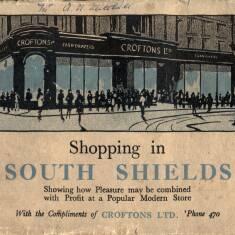 Shopping in South Shields
