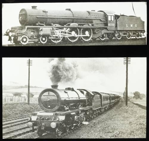 "Steam locomotive 6200 ""The Princess Royal"""