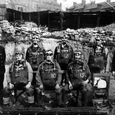 Hebburn Miners Rescue Team
