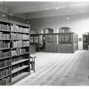 Hereford public lending library, Broad Street, Hereford, c.1914