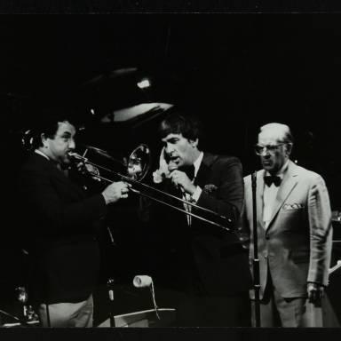 Chris Smith, John Miller and Herb Miller