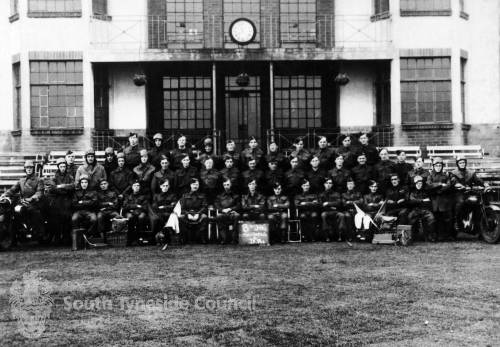 8th Durham Home Guard Signal and Dispatch Riders