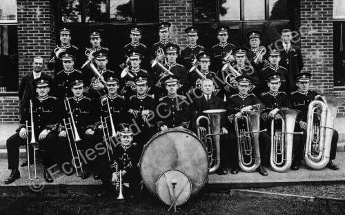 Chapeltown Silver Prize Band, 1930s