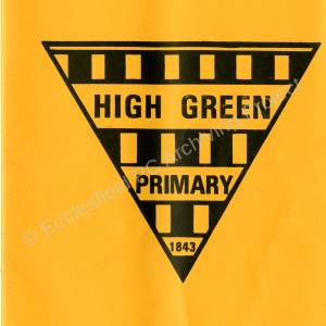 High Green Primary School information Booklet 1985