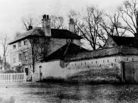 West Barnes Park House, West Barnes