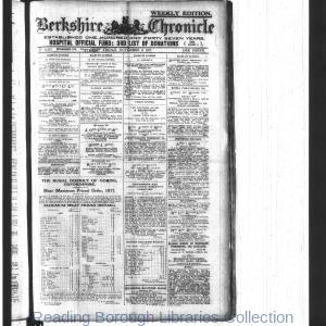 Berkshire Chronicle Reading 11-1917