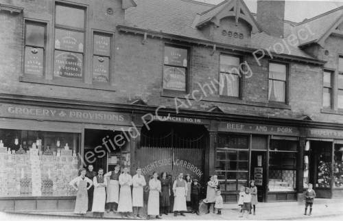 B&C Co-operative Stores, High St, Ecclesfield