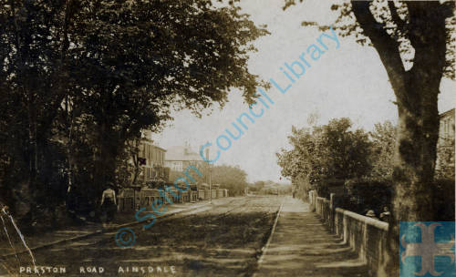 Preston Road Ainsdale