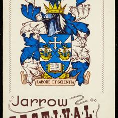 Jarrow Festival Souvenir Handbook 1951