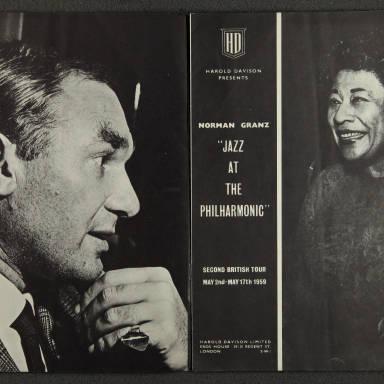 Norman Granz' Jazz at the Philharmonic Second British Tour 1959 002