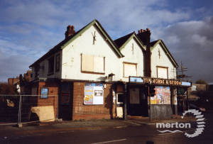 Horse & Groom, Manor Road