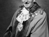 Alderman C.A. Norris, Mayor of Mitcham 1962-63