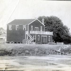 Boat House & Rowing Club, Ross-on-Wye