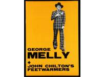 George Melly & John Chilton's Feetwarmers, Belgrade Theatre, Coventry - March 27th 1977