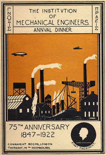75th anniversary dinner