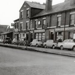 Newmarket Street, Hereford