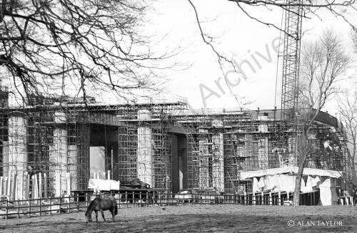 Second Viaduct Construction