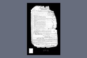 Judd Service Record