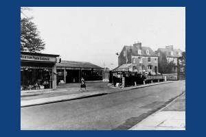 Kingston Road: Merton Park Garage