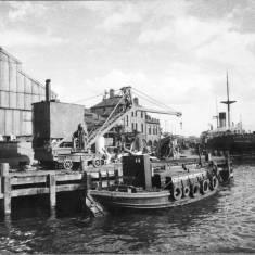Brigham and Cowan's Ship Yard