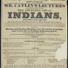 Fourteen Ioway Indians