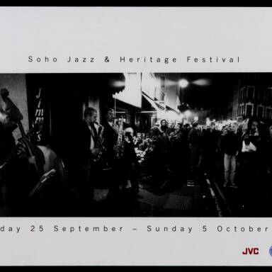Soho Jazz Festival 1997