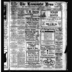 Leominster News - April 1914