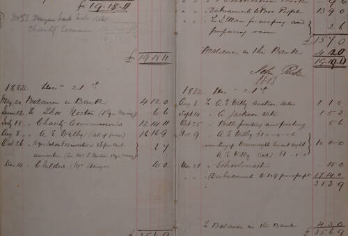 Emley Consolidated Charities Ledgers