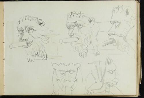 Page 8 of sketchbook 2
