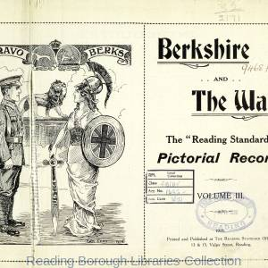Berkshire and The War, The Reading Standard, Volume 3
